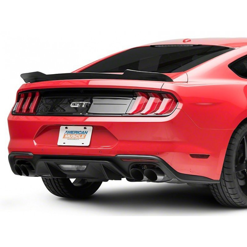 Mustang Nascar Spoiler