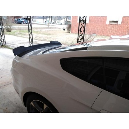 2014 Mustang Nascar Spoiler