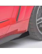 Fenders and Side Skirts